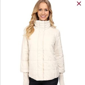 NWT Prana Lilly Puffer Jacket